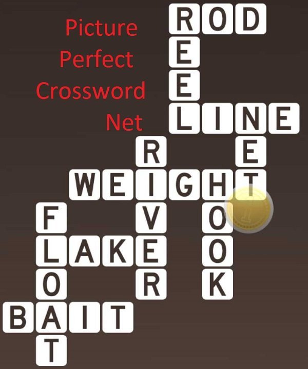 Gone fishing picture perfect crossword for Fishing net crossword clue